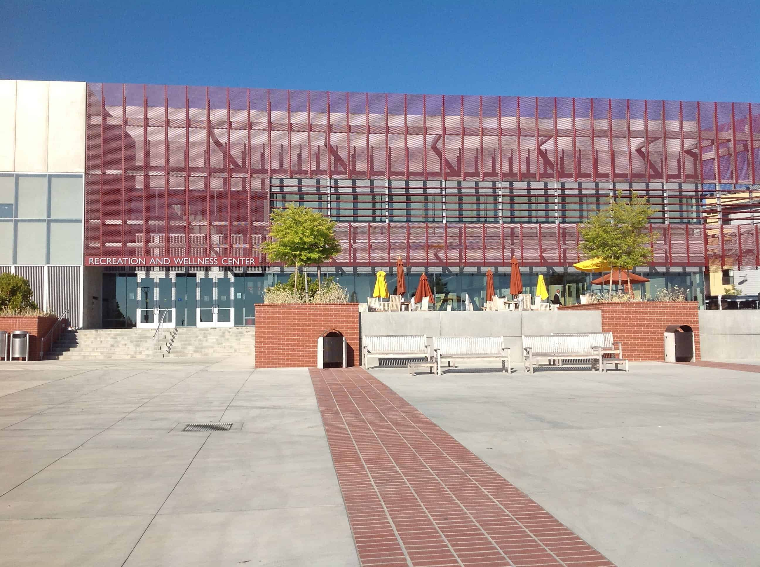 CSUEB's new Wellness Center