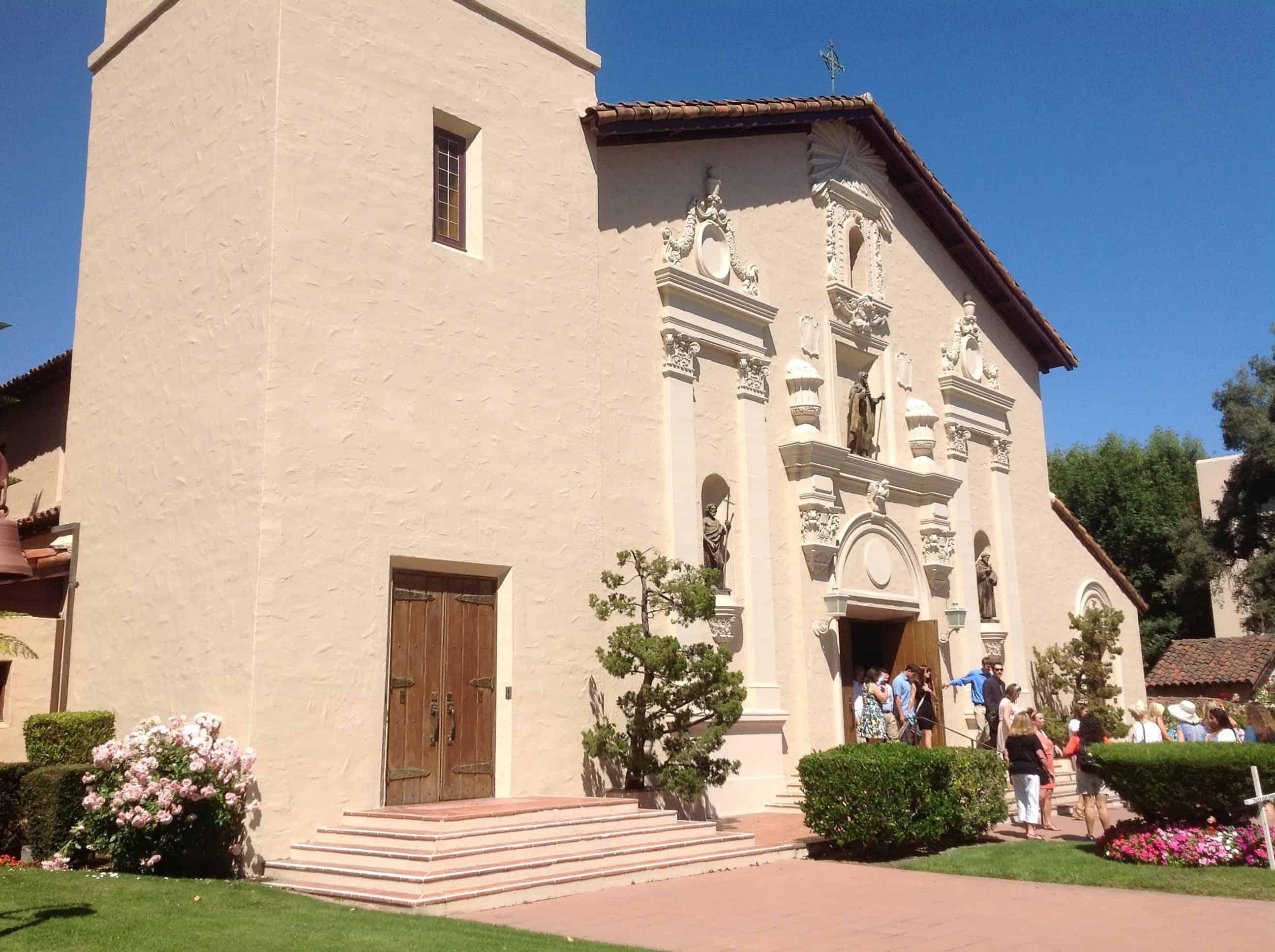 Santa Clara Mission