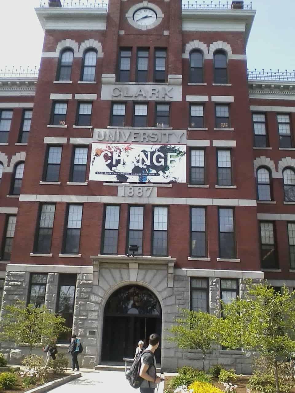 Clark Univ - Magellan College Counseling - Clark Hall