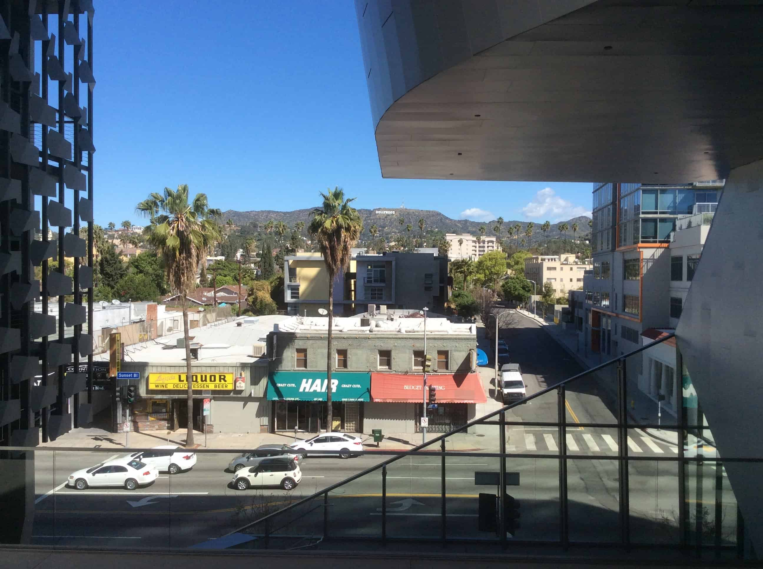 Magellan College Counseling - Emerson College LA campus Hollywood sign 2