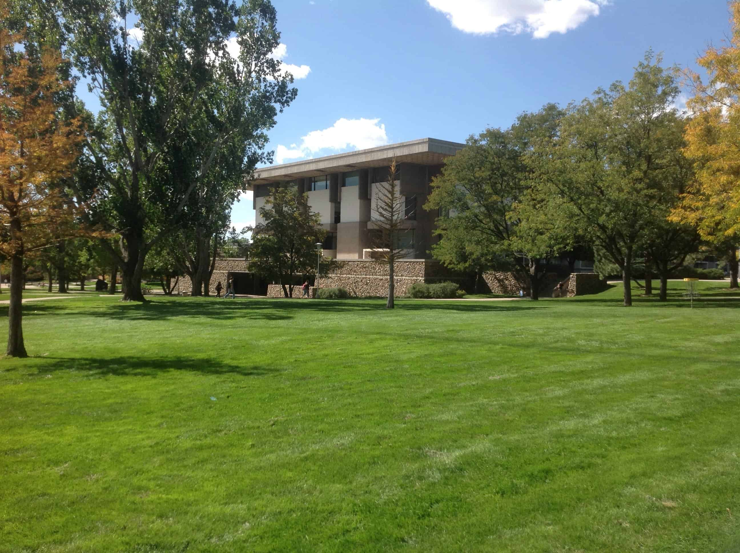 Michener Library at the University of Northern Colorado