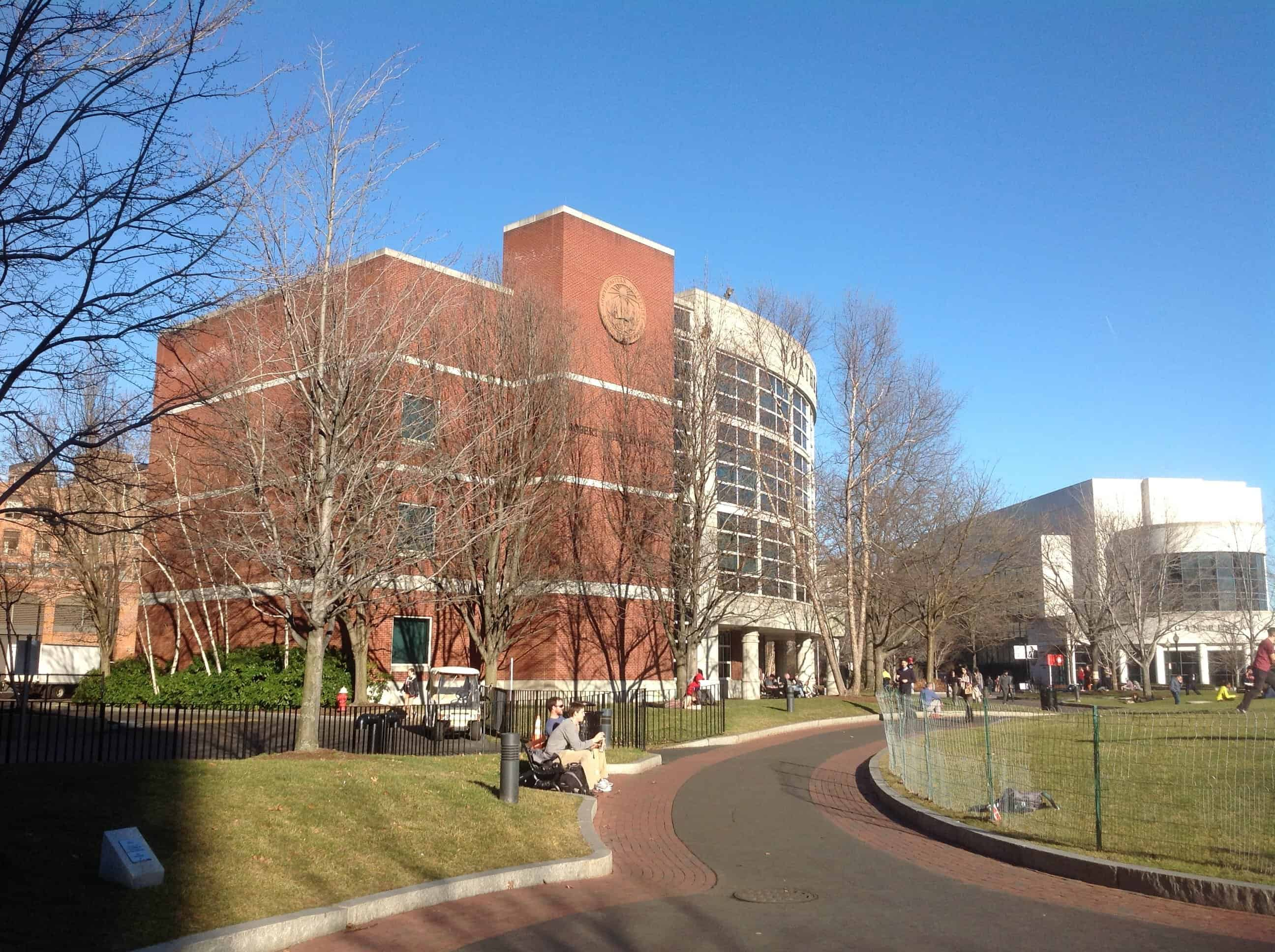 Shillman Hall, Northeastern