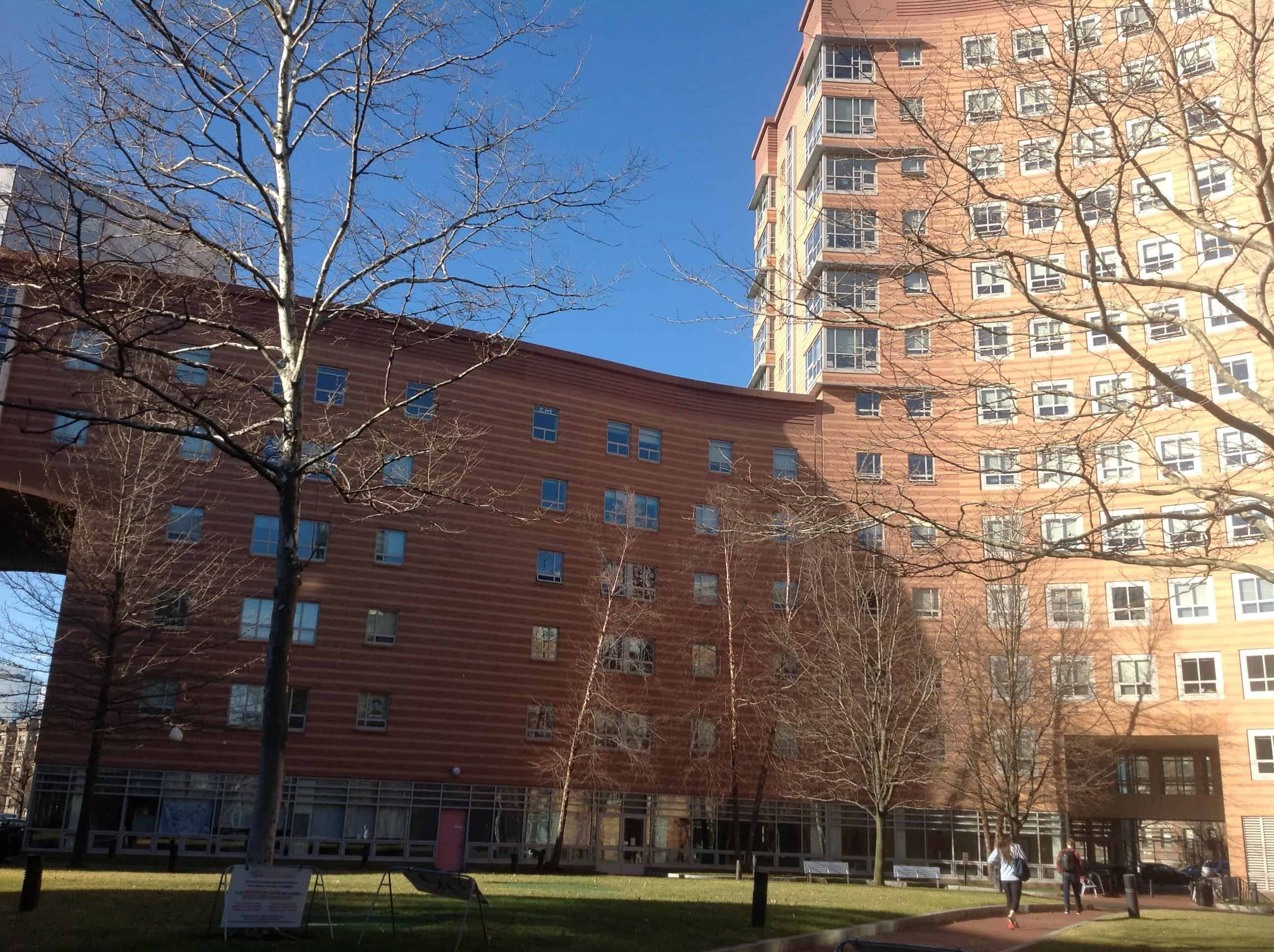 West Village upperclassman housing