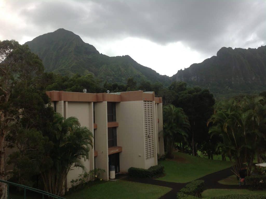 Loa Campus dormitory