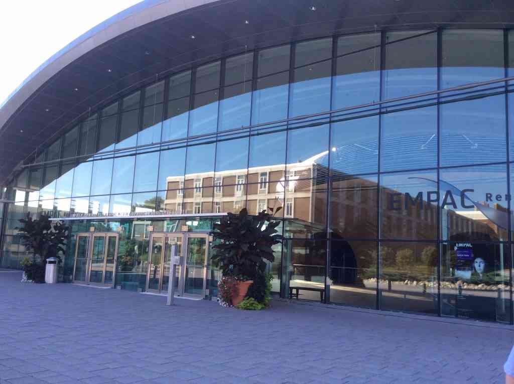 Magellan College Counseling - RPI EMPAC bldg (theatre space)