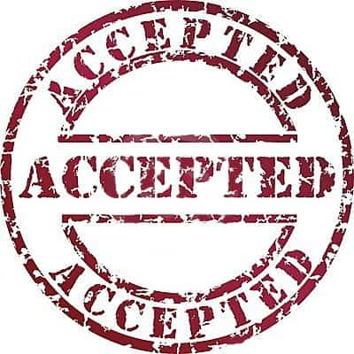 accepted 1