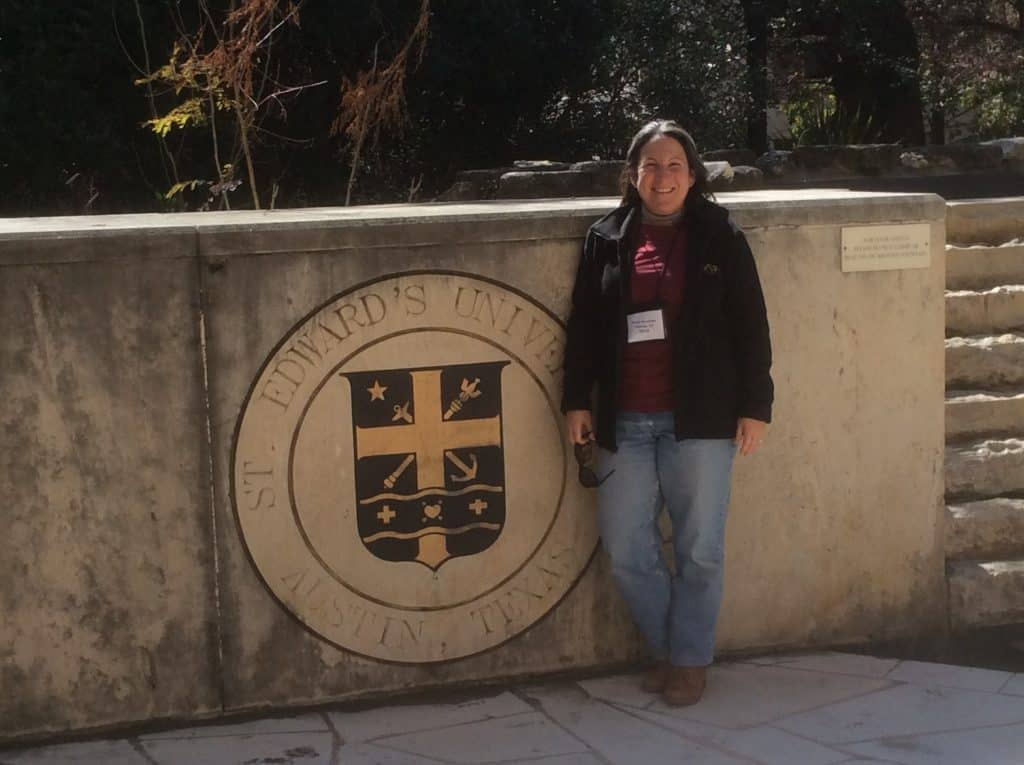 Magellan College Counseling - Evelyn at St. Edward's U