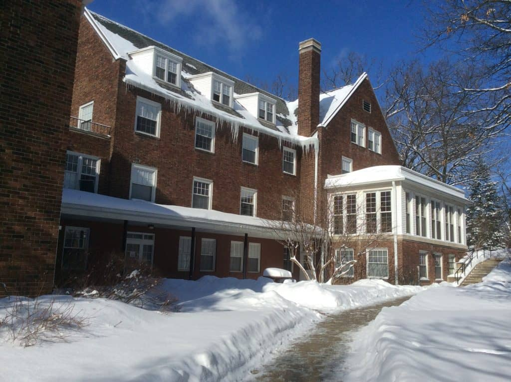 Magellan College Counseling - Kalamazoo College upperclass dorms