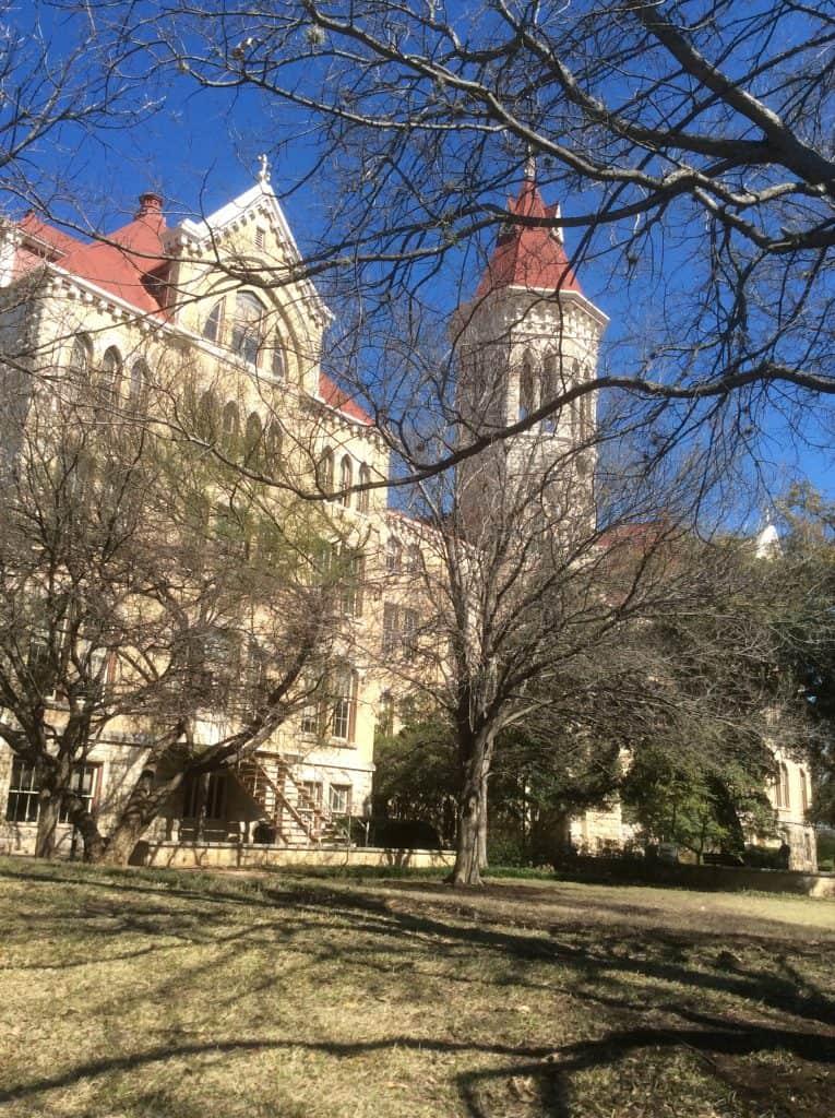 Magellan College Counseling - quad at St. Edward's U 2