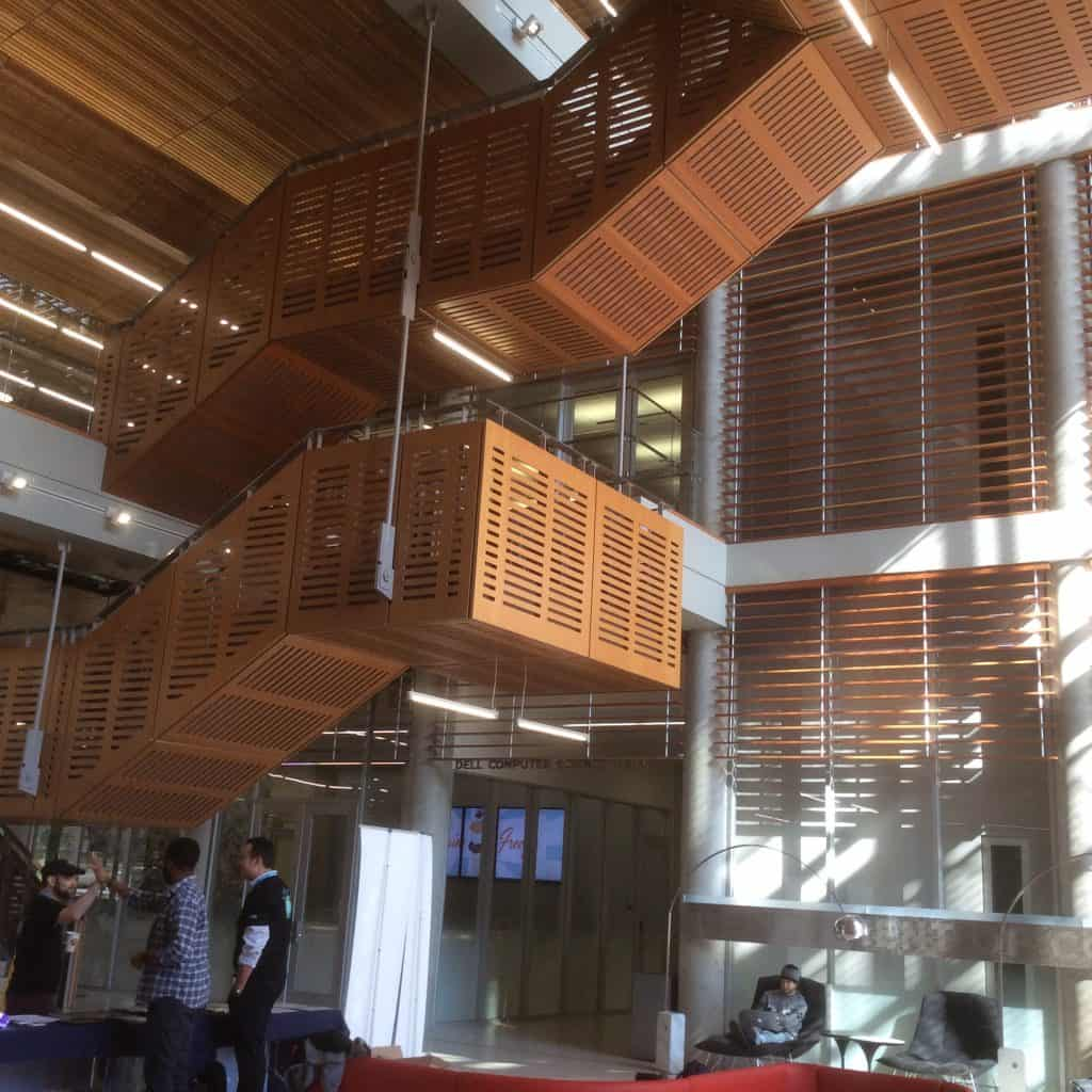 Magellan College Counseling - UT-Austin Comp sci bldg lobby