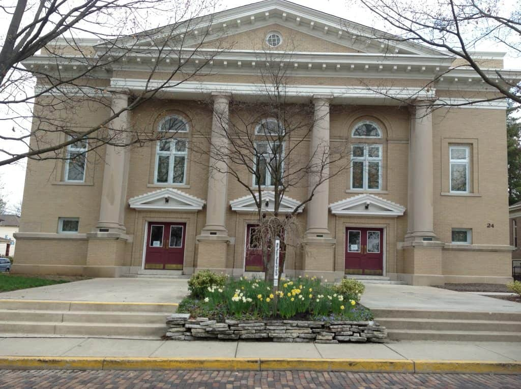 Magellan College Counseling - Otterbein Univ academic building