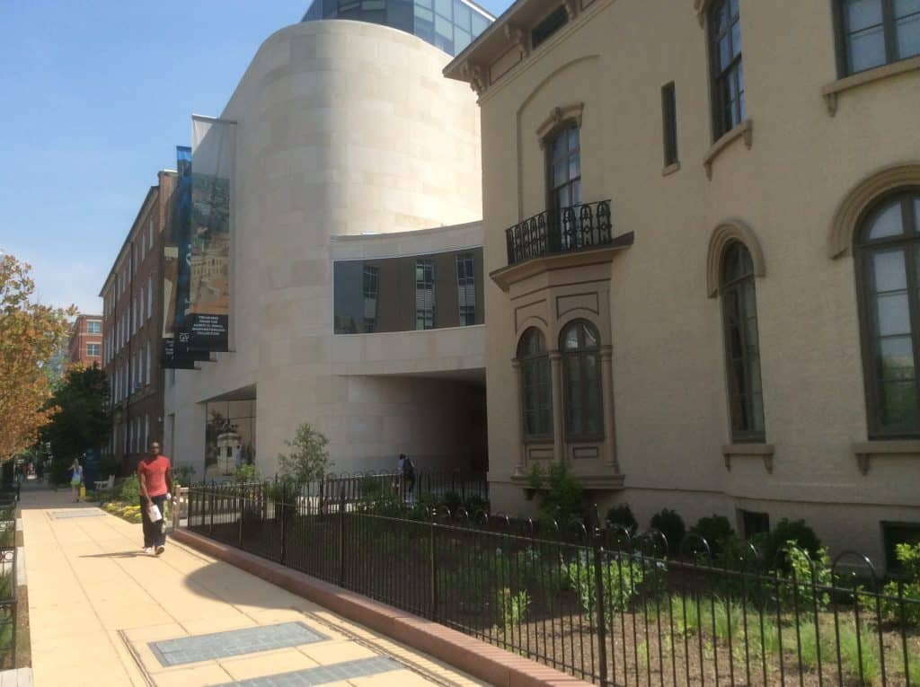 Magellan College Counseling - GWU new bldg next to old