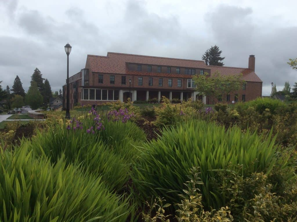 Magellan College Counseling - Univ Puget Sound Commencement Hall - newest bldg