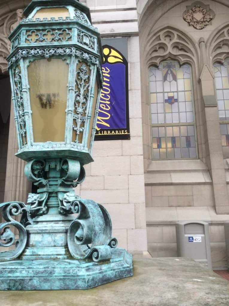 Magellan College Counseling - UW Suzzallo Library 3