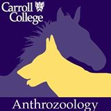 Anthrozoology logo
