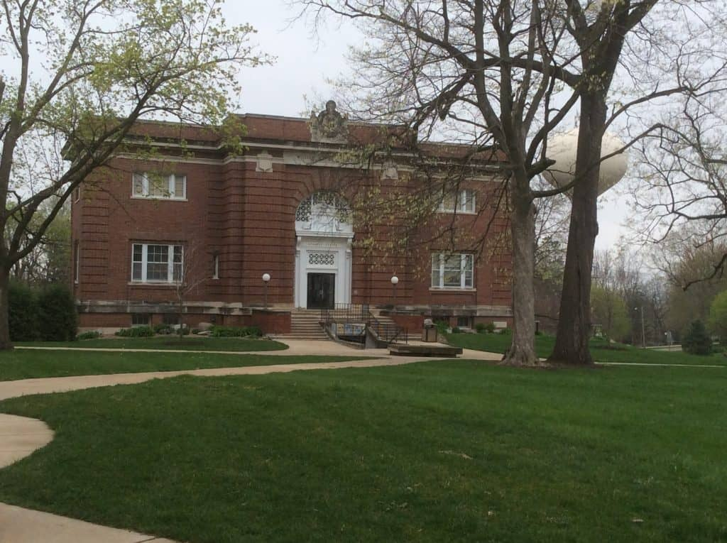 Magellan College Counseling - Cornell College Geology building