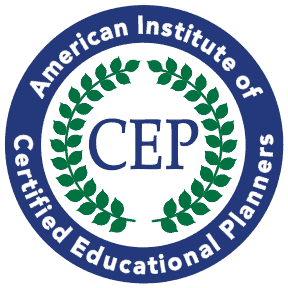 Certified Educational Planner logo