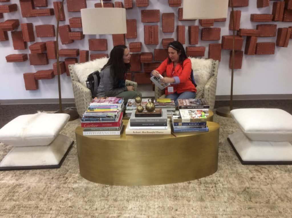 Scad atlanta catherine evelyn interior design room - Interior design colleges in atlanta ga ...