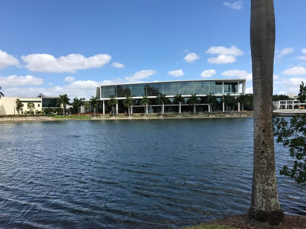 University of Miami student center