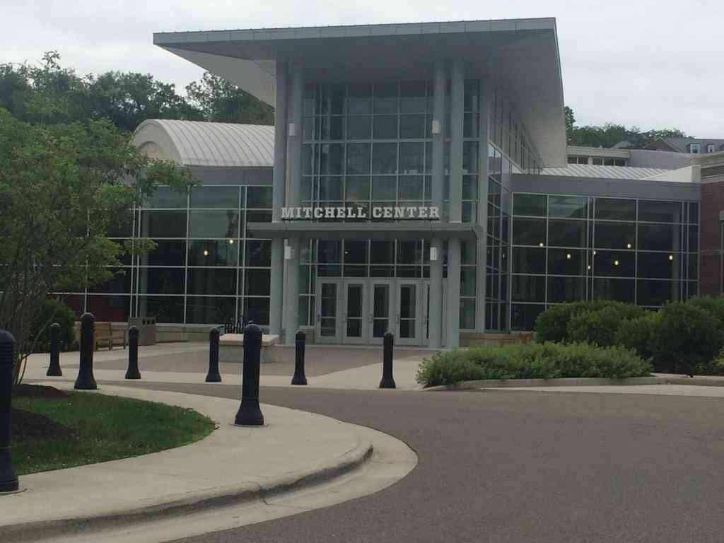 Denison University Mitchell Center