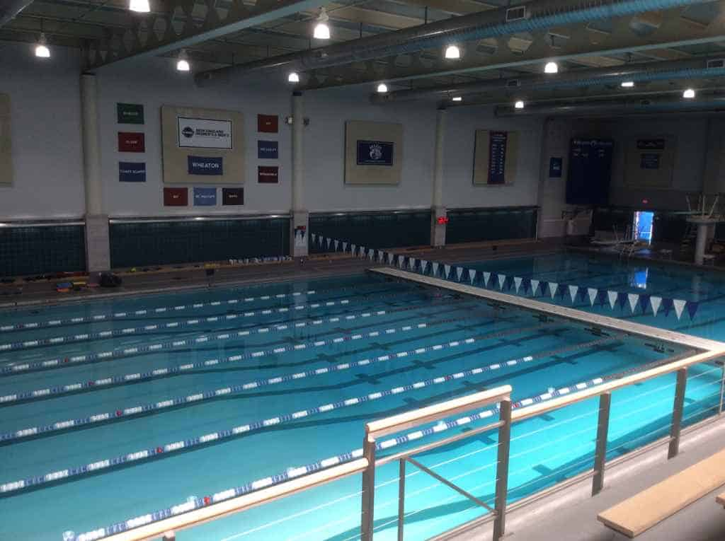 Wheaton College Gym Pool Magellan College Counseling
