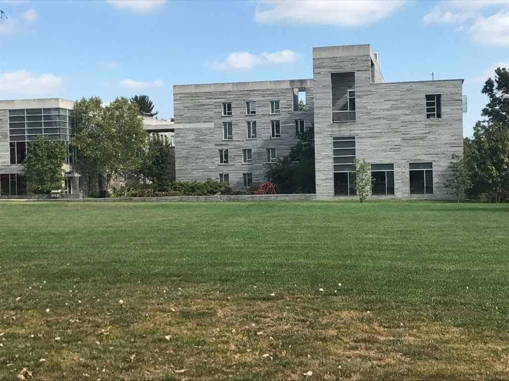 Swarthmore College dorm