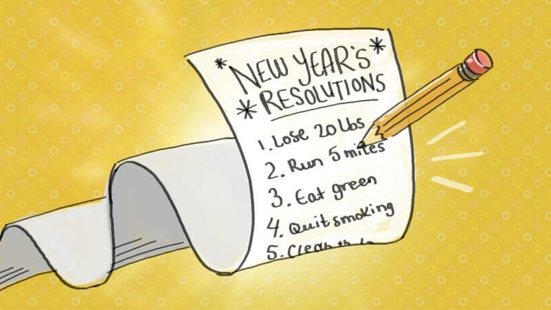 New Year's Resolutions for High School Students ...