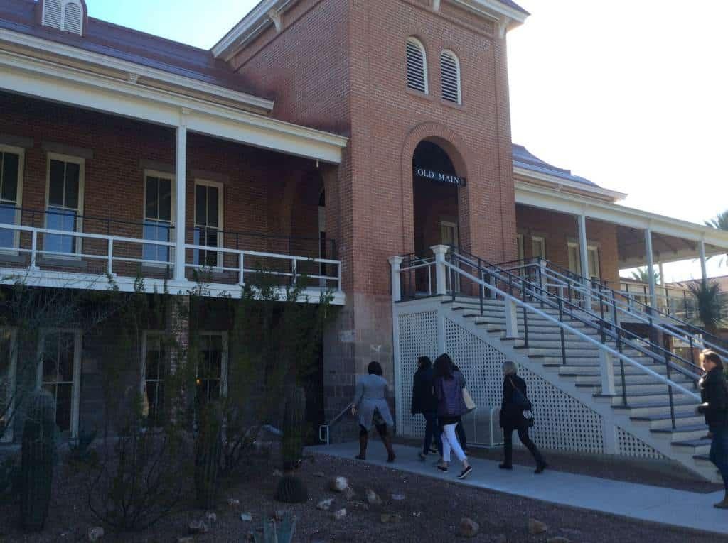 University of Arizona - Magellan College Counseling
