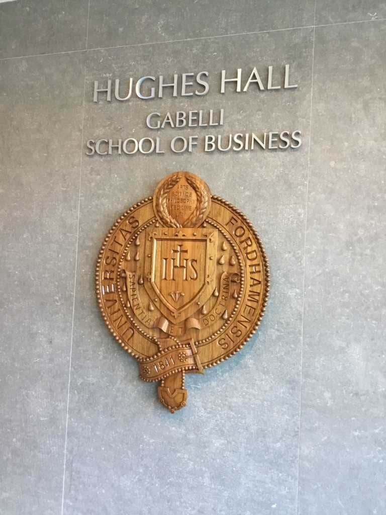 Fordham University Gabelli School of Business