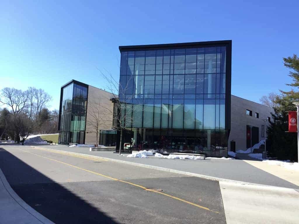 Sacred Heart University McMahon Commons