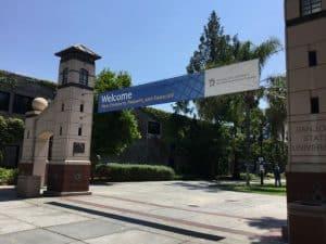 San Jose State University Welcome Banner