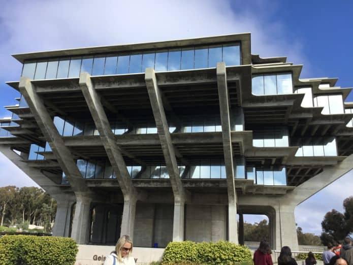 UC San Diego Geisel Library