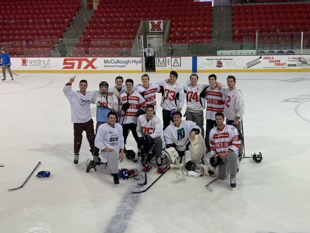 Miami University of Ohio hockey team