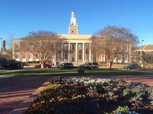 Auburn University's Ross Hall