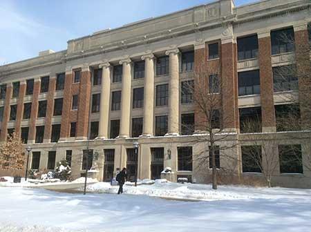 1100 North University Building at University of Michigan