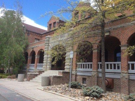 Lincoln Hall at University of Nevada - Reno