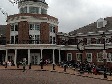 John Calhoun Baker University Center at Ohio University
