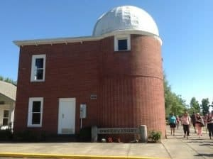 Observatory at Linfield College