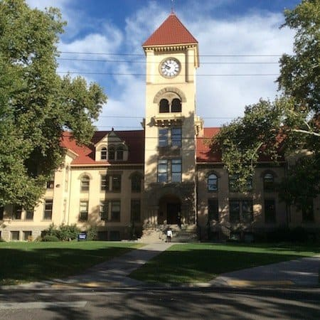 Memorial Building at Whitman College