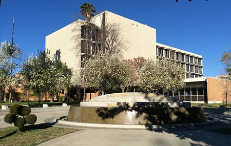 Bayramian Hall, CSUN