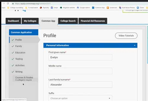 Common-App-Cources-and-Grades-College-Specific-Questions