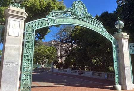 University of California at Berkeley, aka Cal