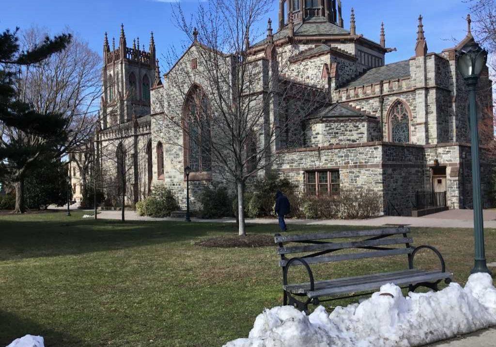 Fordham-Bronx-Chapel
