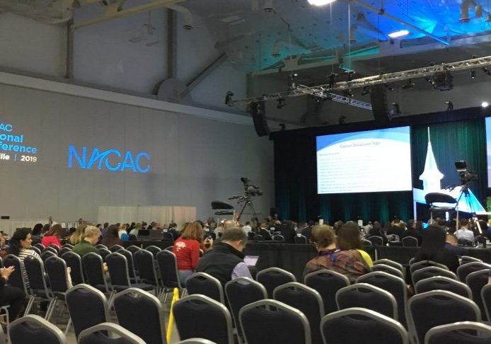 NACAC 2019 general assembly