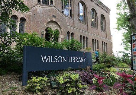 Wilson Library at Western Washington University