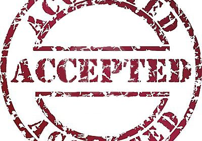 The Ultimate College App Payoff – #Admitted!