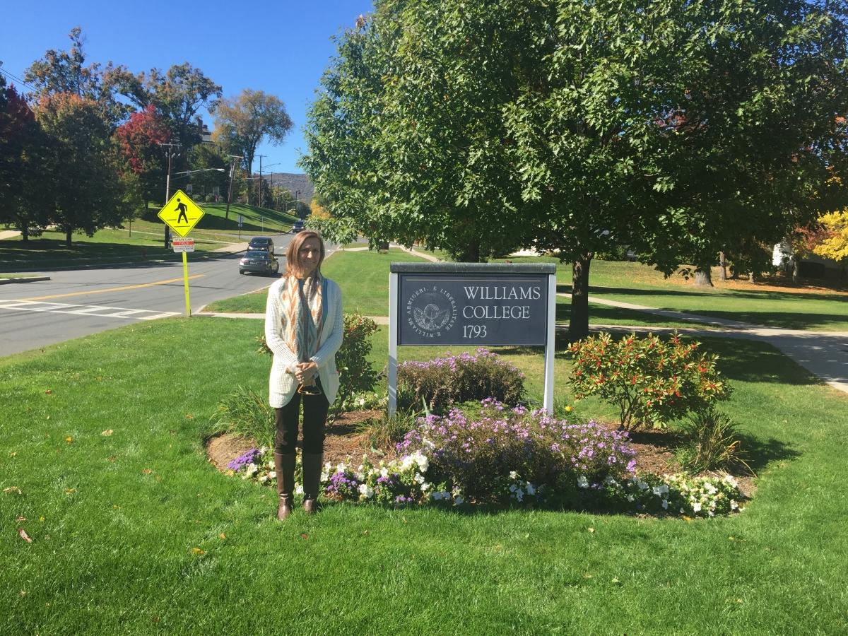 Jennifer-at-Williams-College