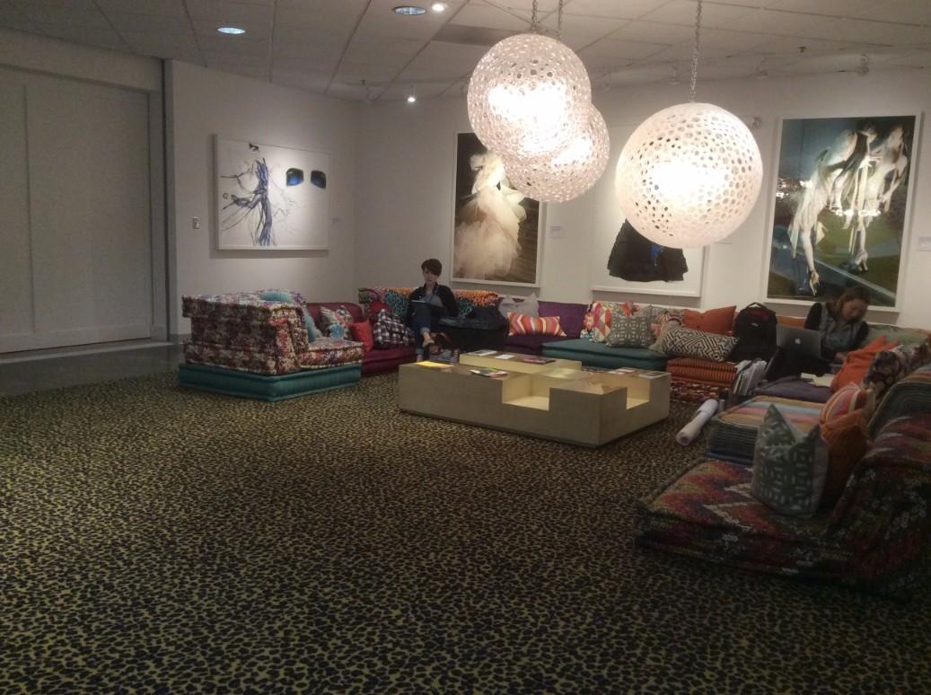 SCAD Atlanta Student Lounge Area. « U2039