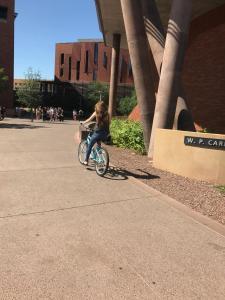 ASU-Biking-to-class