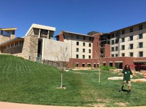 Colo-State-ApproachingDorms2
